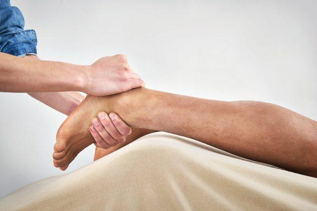 Midportie achillespees klachten