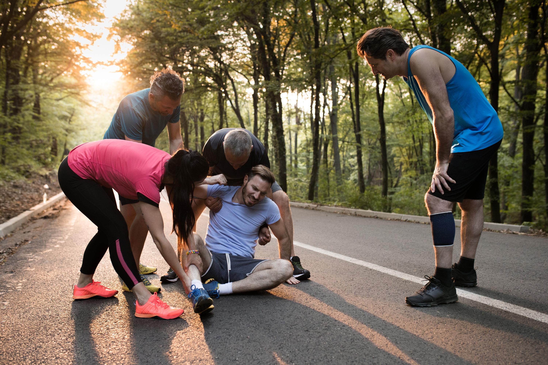 Hardloopblessure in je marathonvoorbereiding?